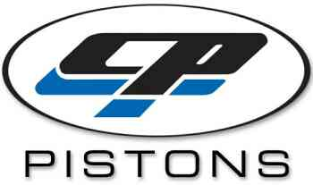 CP Pistons Forged Racing Pistons Logo